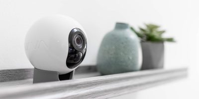 GearOrbit VAVA Home Security Camera 2 400x200 - Security Camera System Wireless by Vava On Kickstarter