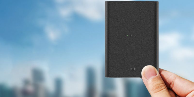 tern cover image v3 1 800x400 - A New Solution for Staying Connected Anywhere in the World Launched on Kickstarter Now