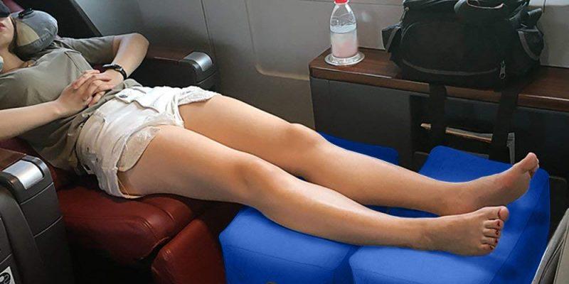 61XVfuY3G2L. SL1000 800x400 - Top 10 Travel Foot Rest Pillow