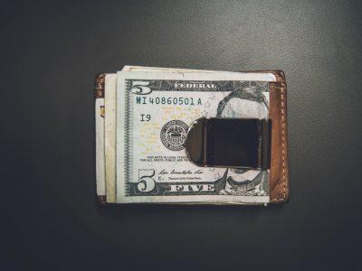Gear Orbit Money Clip