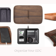Valet Trays to Organize Your EDC by GearObit svk5uy 180x180 - 15 Valet Trays to Organize Your EDC: What's your choice?