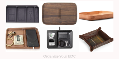 Valet Trays to Organize Your EDC by GearObit svk5uy 400x200 - 15 Valet Trays to Organize Your EDC: What's your choice?